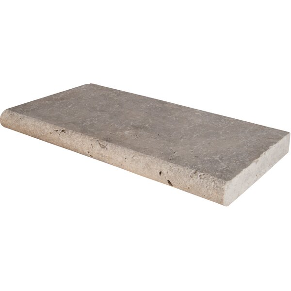 Travertine Tumbled Coping by MSI