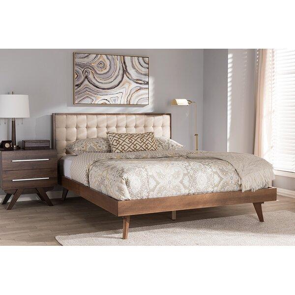 Benavidez Upholstered Platform Bed by George Oliver