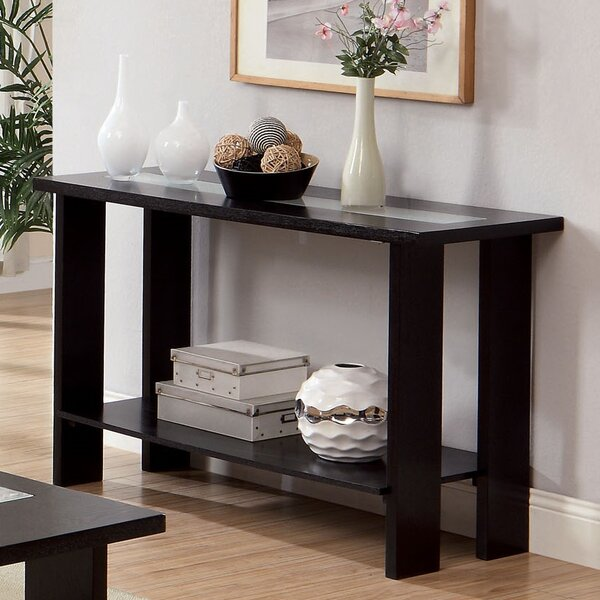 Liluxe 47.75 Solid Wood Console Table By Hokku Designs