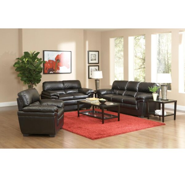Surber 3 Piece Living Room Set by Latitude Run