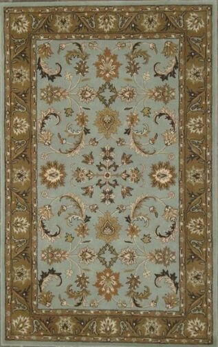 Skinner Blue Area Rug by Astoria Grand