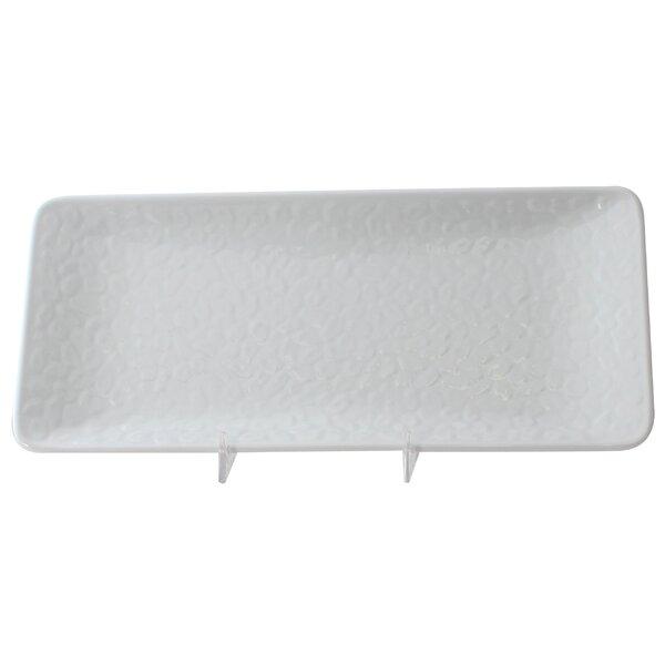 Cobby Rectangular Platter (Set of 12) by Red Barrel Studio