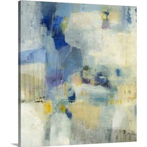 'Articulation' by Jill Martin Painting Print on Wrapped Canvas by Great Big Canvas