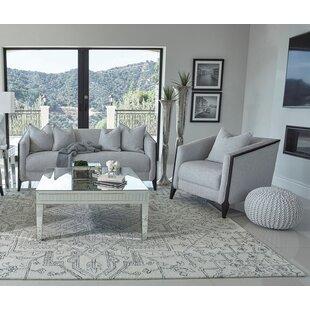 Primio 2 Piece Living Room Set by Corrigan Studio®