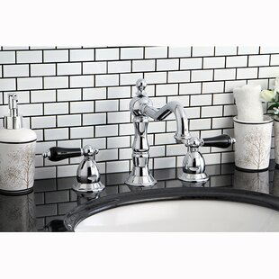 Affordable Duchess Widespread Bathroom Faucet with Pop-Up Drain ByKingston Brass