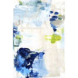 Perks Painting Print on Wrapped Canvas by Langley Street
