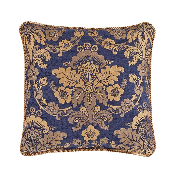 Cordero Square Throw Pillow by Croscill Home Fashions