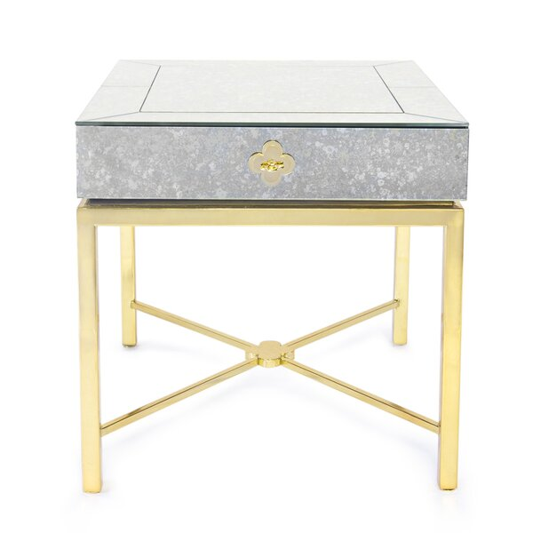 Delphine Side Table by Jonathan Adler