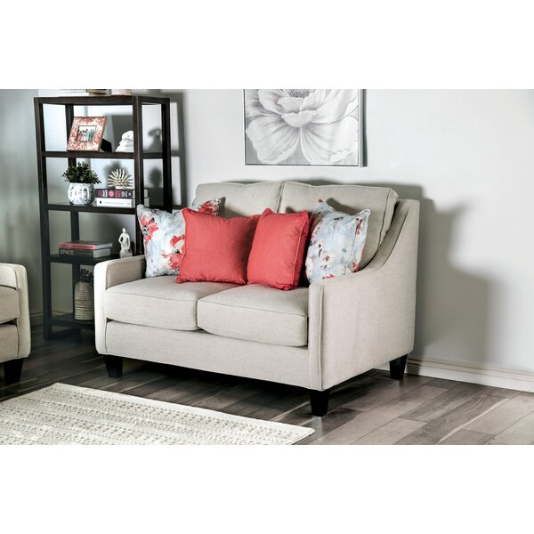 Premium Quality Salguero Loveseat by Canora Grey by Canora Grey