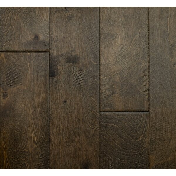 Modern Home 5 Engineered Birch Hardwood Flooring in Vapor by Albero Valley