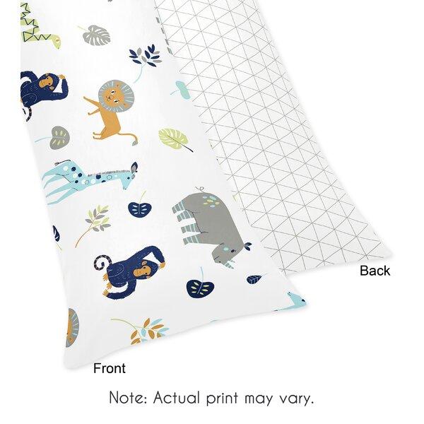 Mod Jungle Body Pillow Case by Sweet Jojo Designs