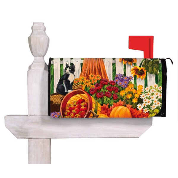Harvest Field Mailbox Cover by Evergreen Flag & Ga