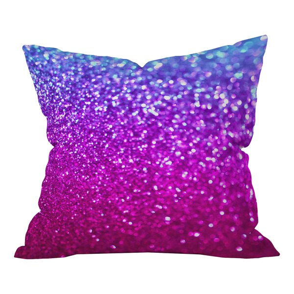 New Galaxy Throw Pillow by East Urban Home
