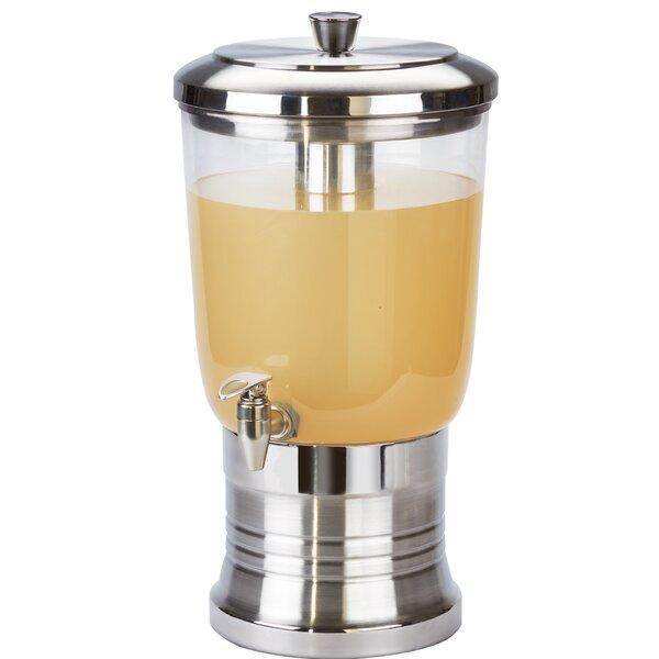 Cottle Stainless 384 Oz. Beverage Dispenser by Red Barrel Studio