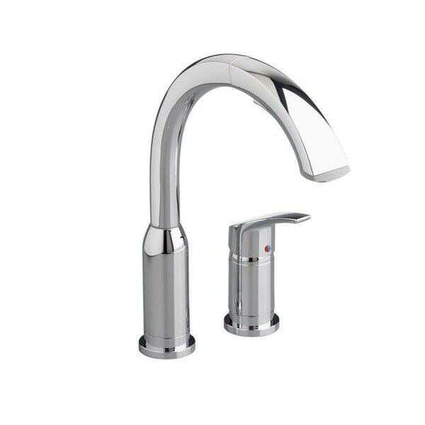 Arch Bar Faucet with Side Spray by American Standard