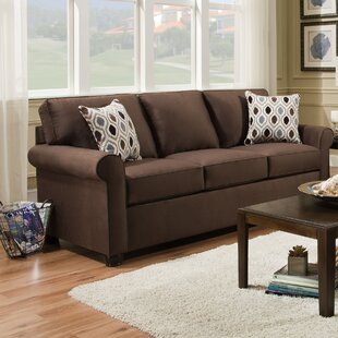 Simmons Upholstery Rausch Sofa Bed Sleeper by Andover Mills