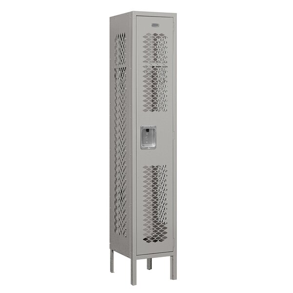1 Tier 1 Wide School Locker by Salsbury Industries| @ $140.66