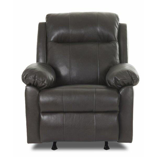 Susannah Foam Seat Cushion Recliner with Headrest and Lumbar Support Red Barrel Studio RDBS8754