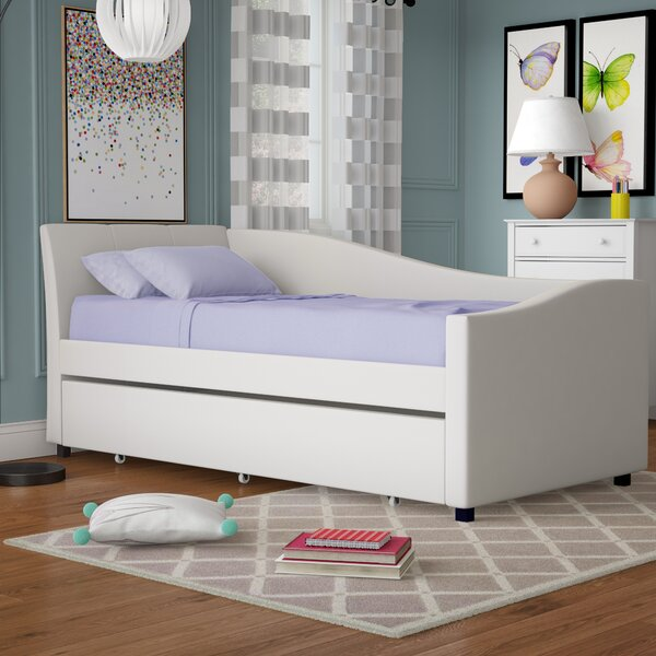 Brinkley Twin Daybed with Trundle by Trule Teen