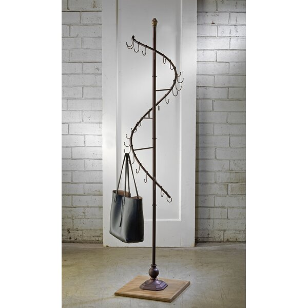 Spiral Coat Rack by Tripar