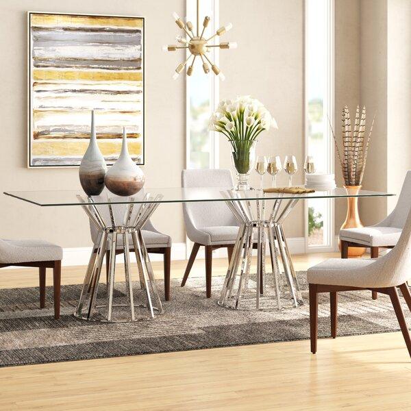 Ishan Dining Table by Wade Logan