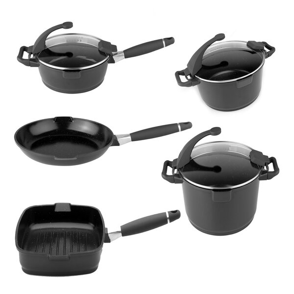 Virgo 8 Piece Cookware Set by BergHOFF International