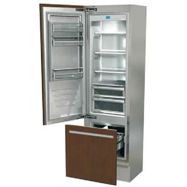 Overaly 24 Counter Depth Bottom Freezer 10.1 cu. ft. Refrigerator
