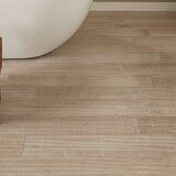"""Concord Bamboo 3/8"""" Thick x 5"""" Wide x 36"""" Length Water Resistant Engineered Flooring"""