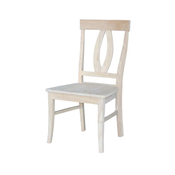 Altman Solid Wood Dining Chair (Set of 2) by Darby Home Co