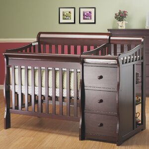 Newport 2-in-1 Convertible Crib and Changer