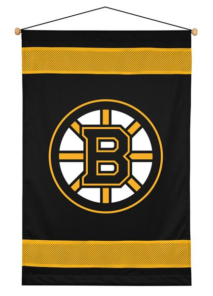NHL Sidelines Wall Hanging by Sports Coverage Inc.