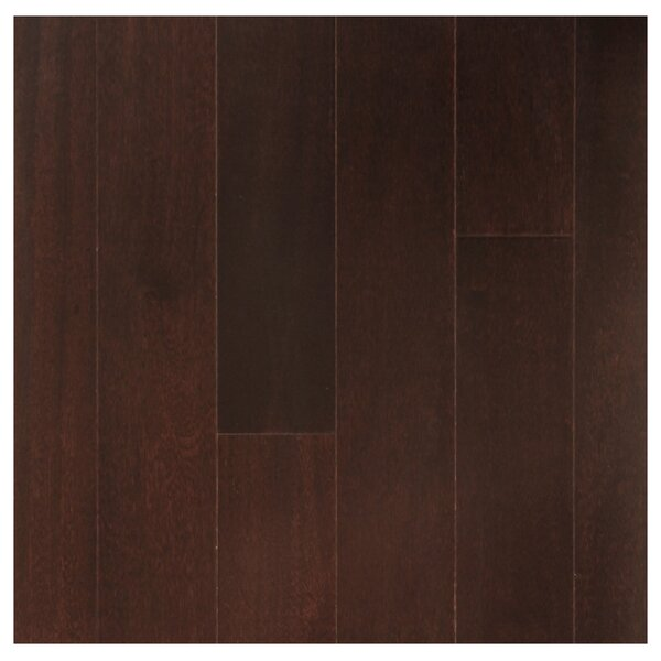 3-1/2 Engineered Brazilian Cherry Hardwood Flooring in Espresso by Easoon USA