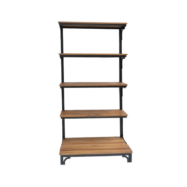 Bobb Standard Bookcase by Williston Forge