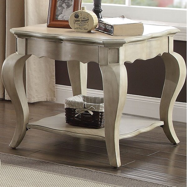 Donatella End Table by One Allium Way