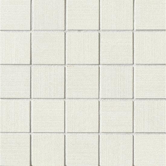 Weston 2 x 2 Porcelain Mosaic Tile in White by Grayson Martin