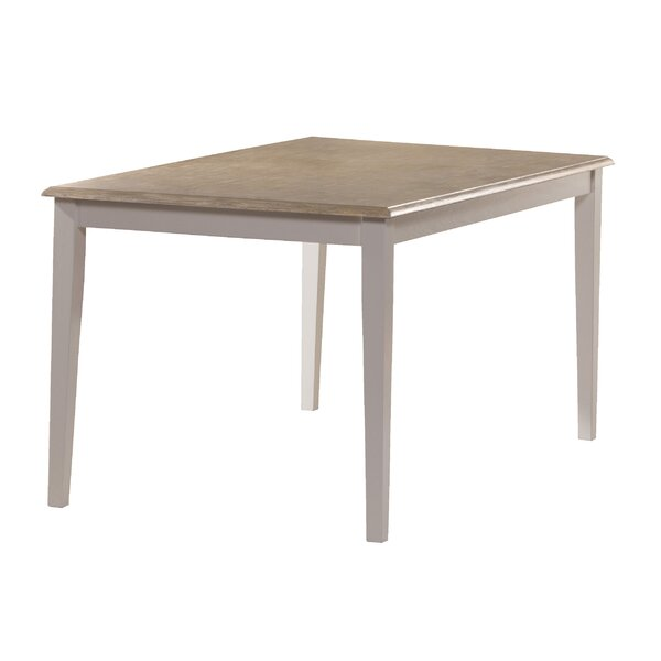 Hartling Bayberry Counter Height Dining Table by August Grove