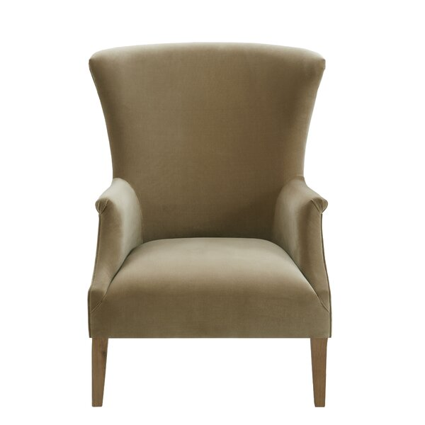 Sergio Wingback Chair by Harbor House