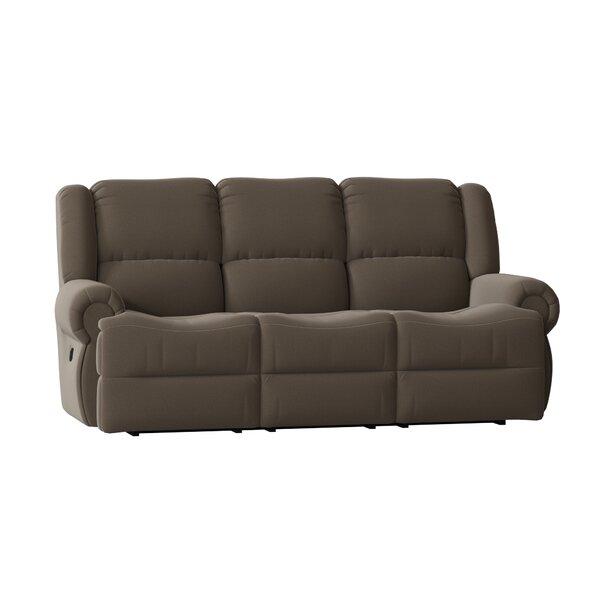 Neysa Reclining Sofa by Red Barrel Studio