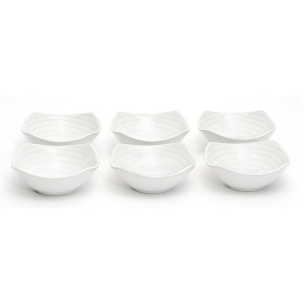 4 Oz Fruit Bowl Set Of 6 By Red Vanilla.