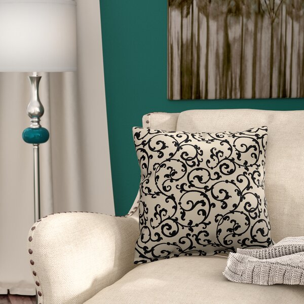 Abigale Cotton Throw Pillow by Charlton Home