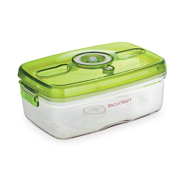 Vacuum 32 Oz. Food Storage Container by Vacucraft