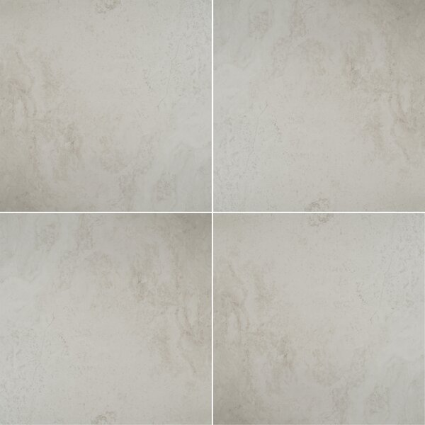 36 x 36 Porcelain Field Tile in Antico Ivory by MSI