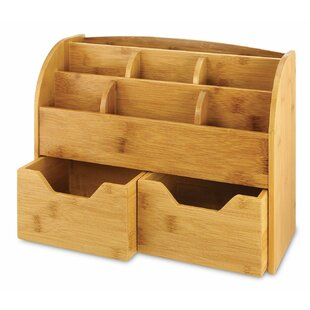West Hewish Home and Office Organizer by Millwood Pines