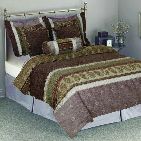 South Asian Summer 6 Piece Comforter Set
