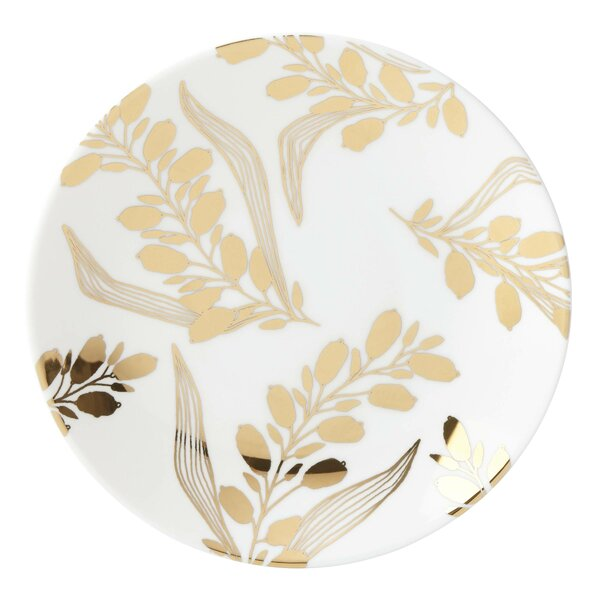 Goldenrod 7 Butter Plate by Lenox
