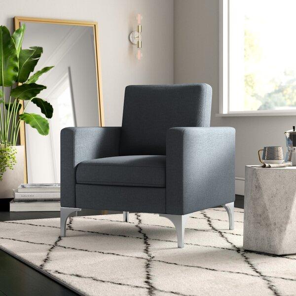 Nordin Armchair by Mercury Row