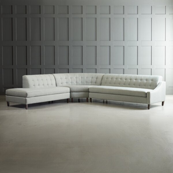 Walden Sectional by DwellStudio