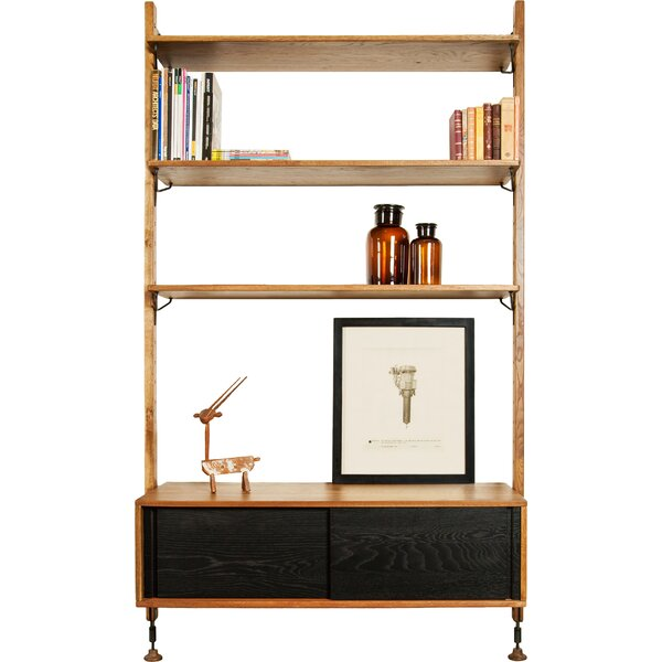 Lowes 83 Bookcase by Brayden Studio