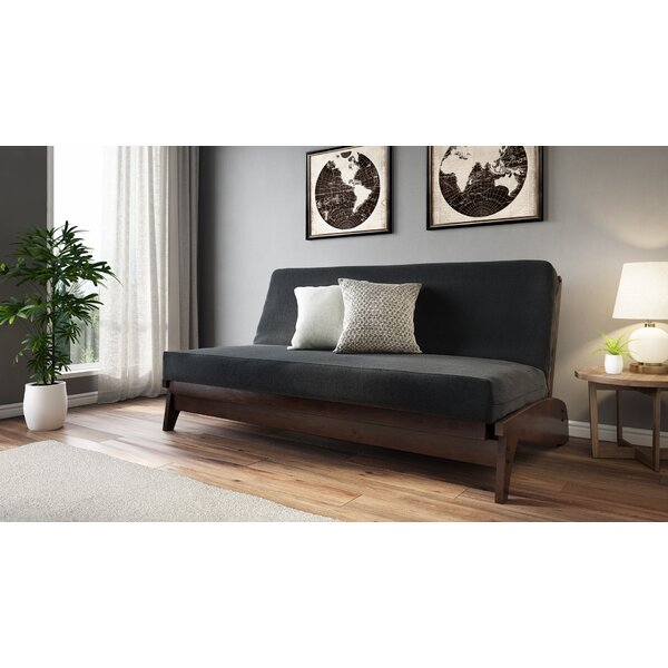 Eisley Tight Back Futon And Mattress By Latitude Run