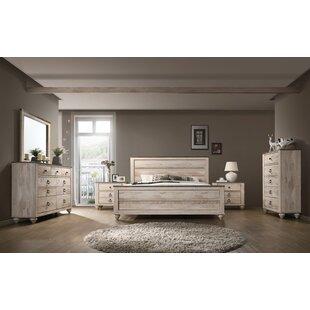 Manzano Panel 6 Piece Bedroom Set ByGracie Oaks